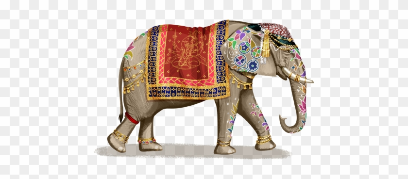 Hindu Elephant By Papasfrithas - Hindu Elephant #583147