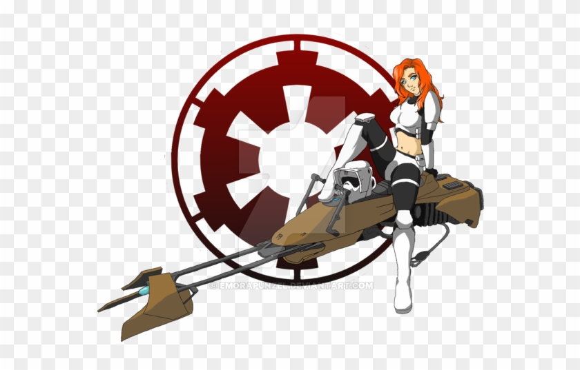 Sexy Scout Trooper By Emorapunzel Star Wars Wallpaper Handy Free Transparent Png Clipart Images Download