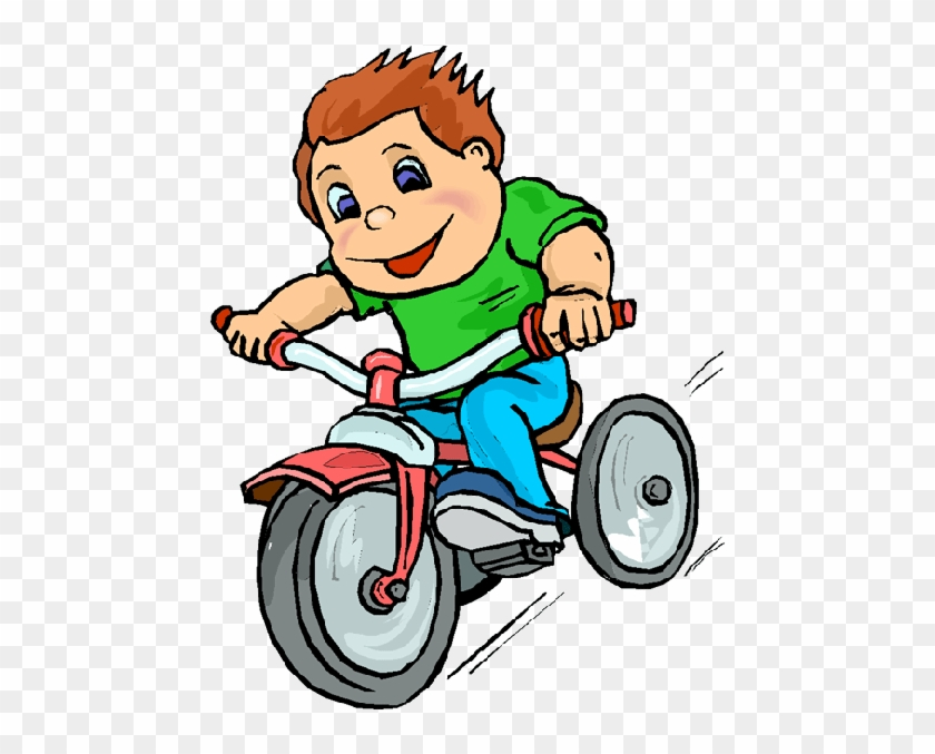 This Free Icons Png Design Of Woman Riding A Bicycle - Riding A Bike Clipart  - Free Transparent PNG Clipart Images Download