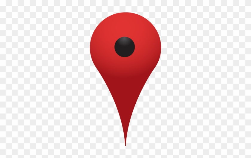 Austin Psych Fest - Google Maps Pin Png #584273
