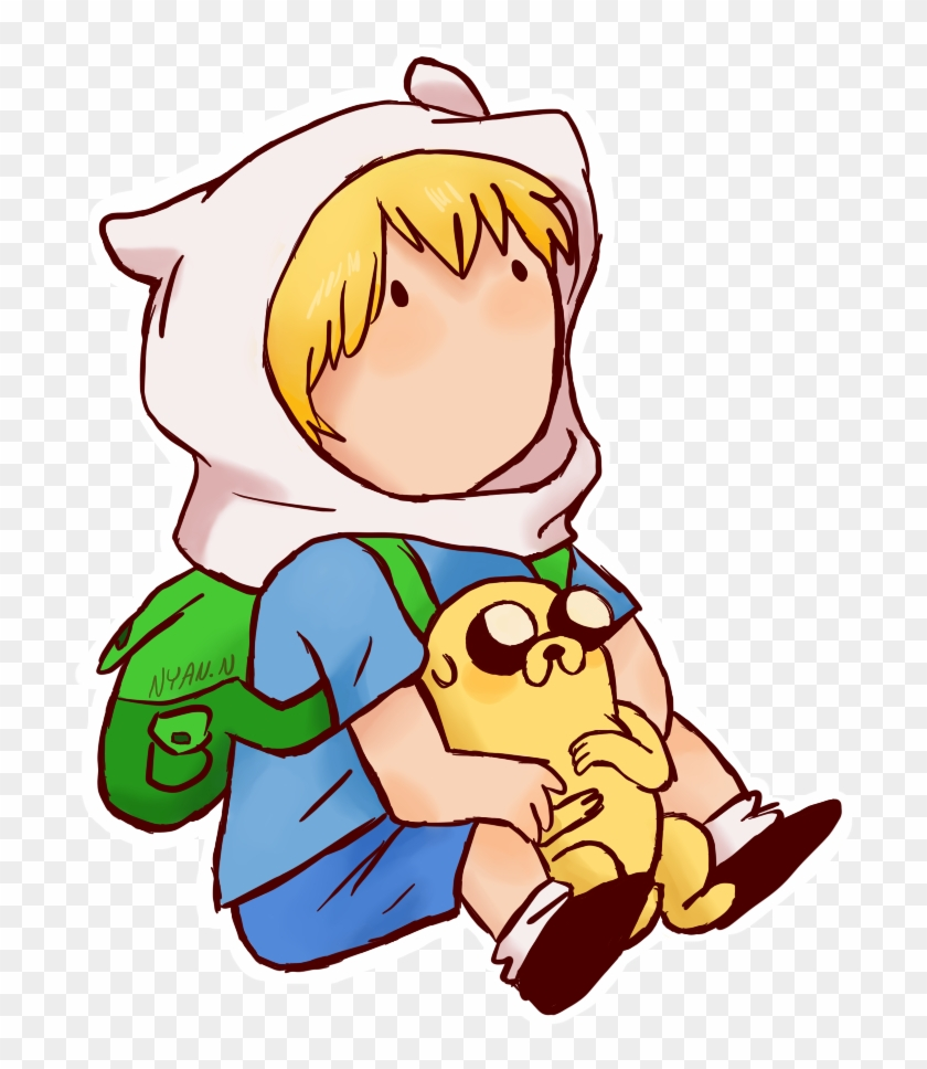 Cartoon Pictures Of Bullies - Finn The Human / Jake The Dog #585131