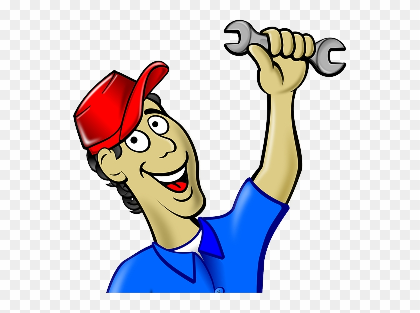 Property Maintenance Services - Customer Reminder For Service From Auto Mechanic Card #585674
