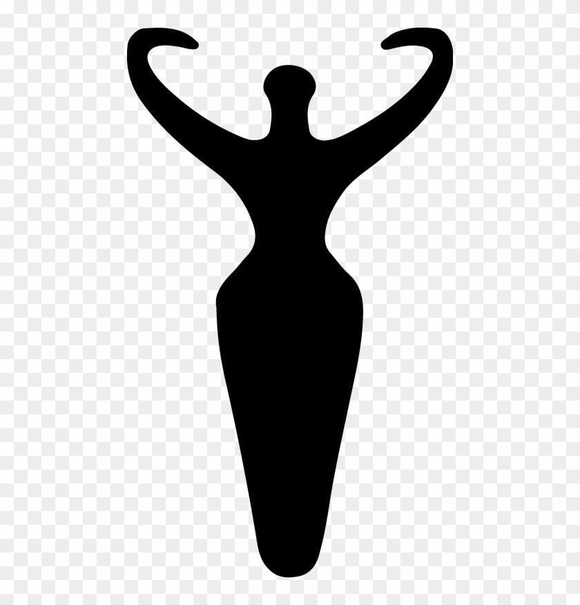 Pagan Clipart Mother Goddess Mother Of Goddesses Pagan Symbol