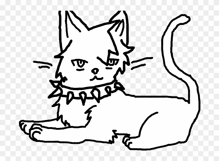 Cloudtail Warrior Cats Coloring Pages Warrior Cat Color Ins Free
