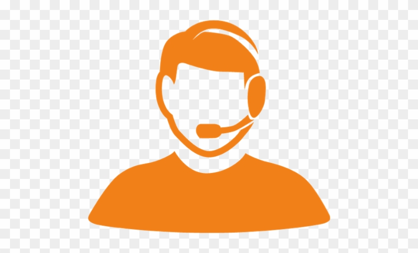 Paratech Software Solutions Provide Customer Care Panel - Customer Service Clipart Orange #588619