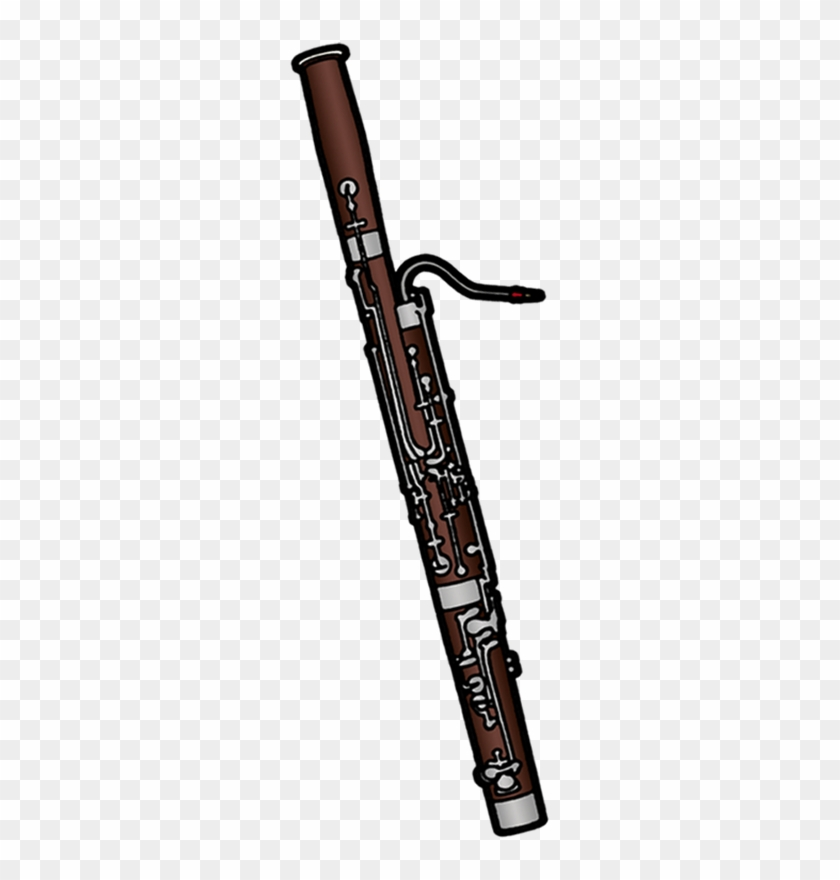 Free Bassoon Clip Art Image Png - Bassoon Clipart #103299