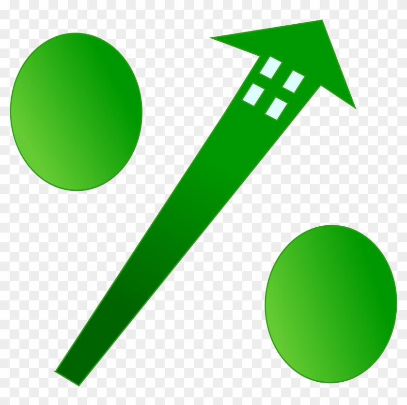 Fixed Interest Rate Clip Art - Bank #103301