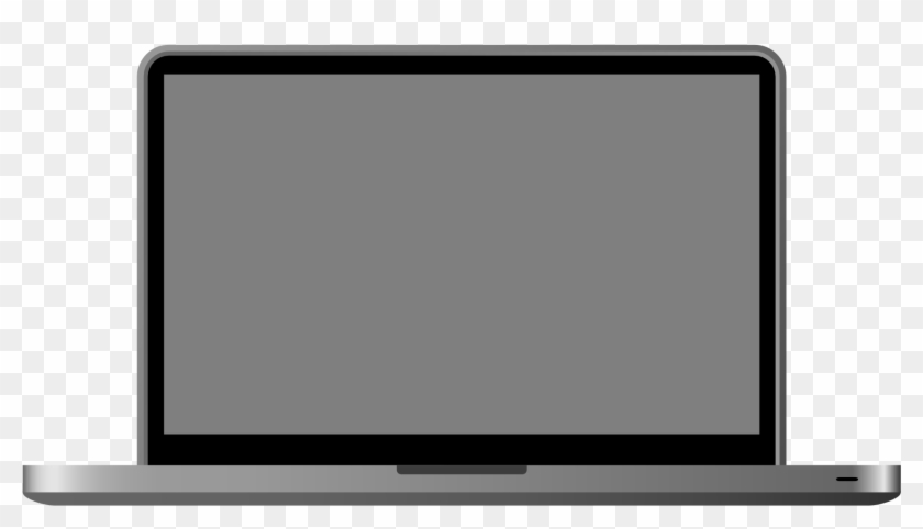Mac Clip Art Gallery - Led-backlit Lcd Display #103304