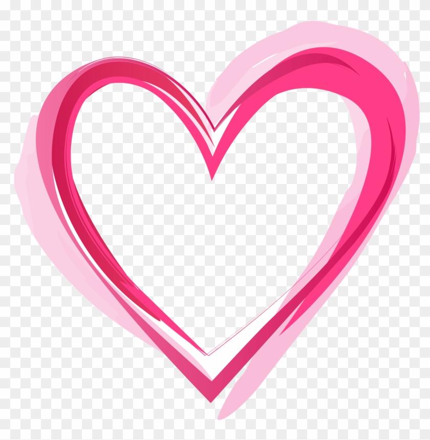 Download Png Image - Transparent Background Heart Clipart #103344