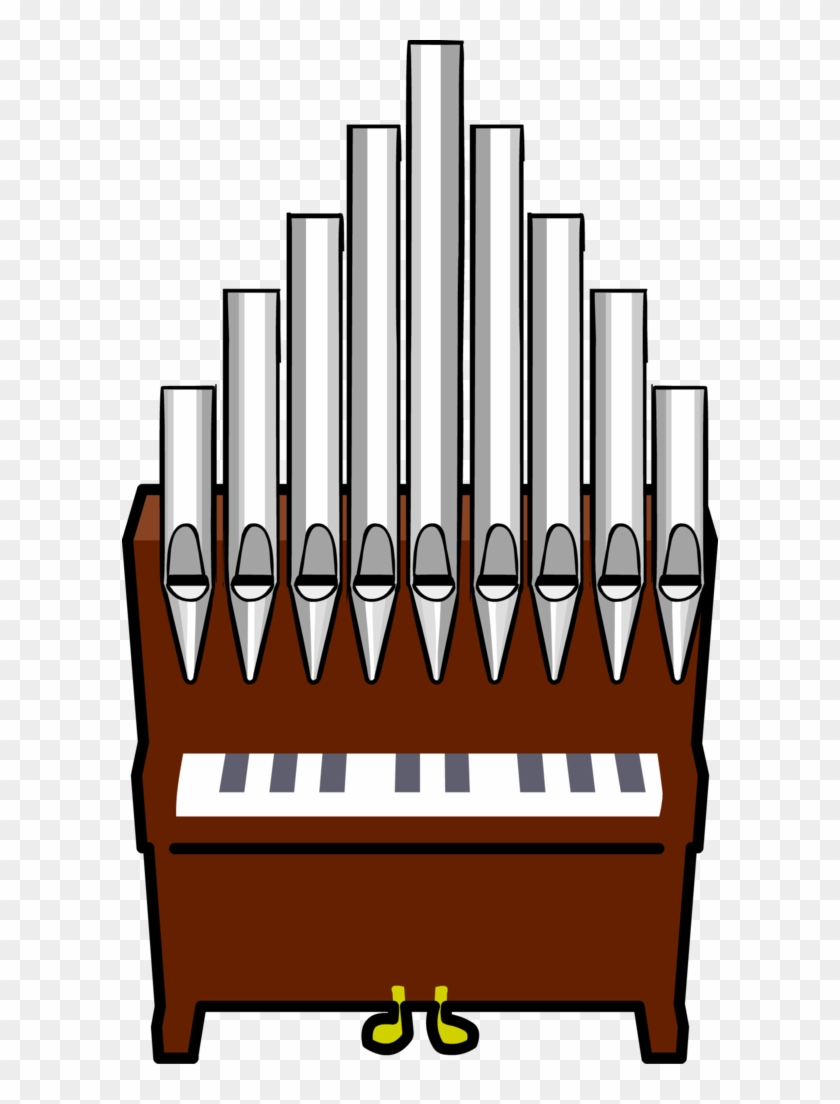 Pipe Organ - Png - Organ Clip Art #103347
