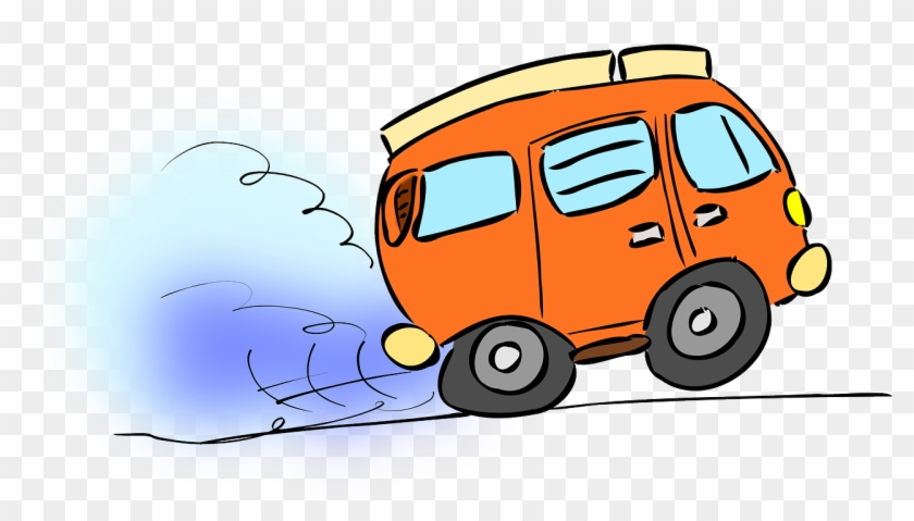 Moving/updating Your Address - Minibus Clipart #103578