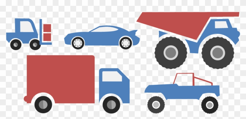 Veh1 - Draw A Car In Powerpoint #103627
