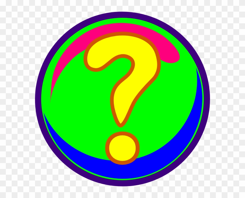 Animated Question Mark Clipart - Question Mark Clip Art #103633