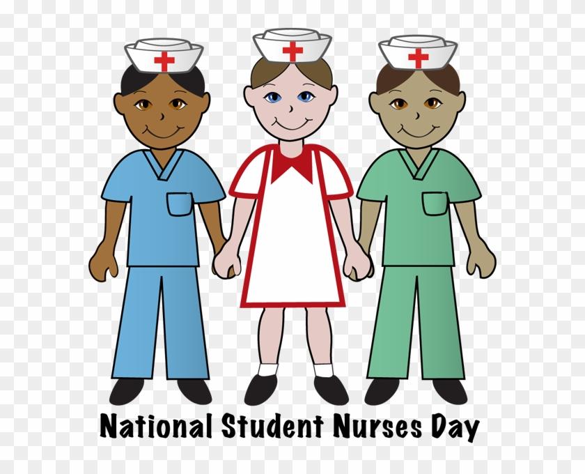 Nurse Clip Art For Kids Free Clipart Images 2 Kid Nurse - National Student Nurse Day #103665