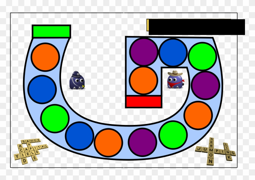 Free Game Board - Game #103697