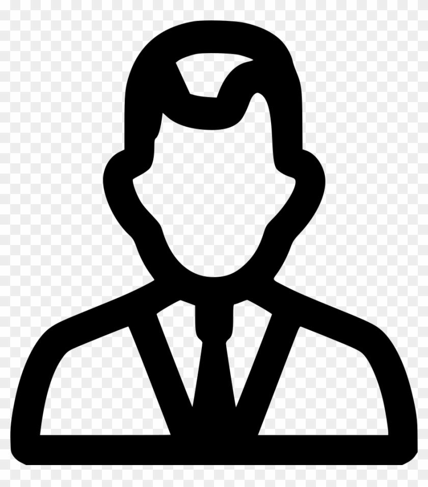 Boss User Man Business Supervisor Comments - Supervisor Transparent #103759