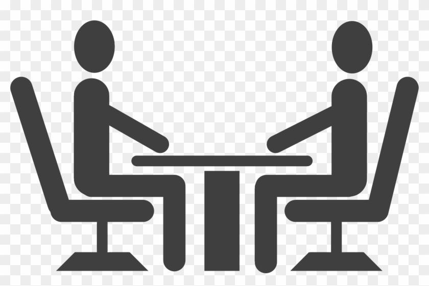 Business Clipart Job Interview - Interview Time #103764