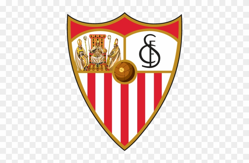 Sevilla Fcsev - Football Club Logos Png #103780