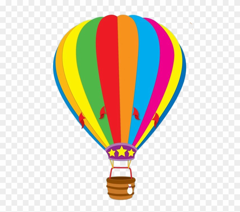 Journaling - Hot Air Balloon Classroom Decoration #103787