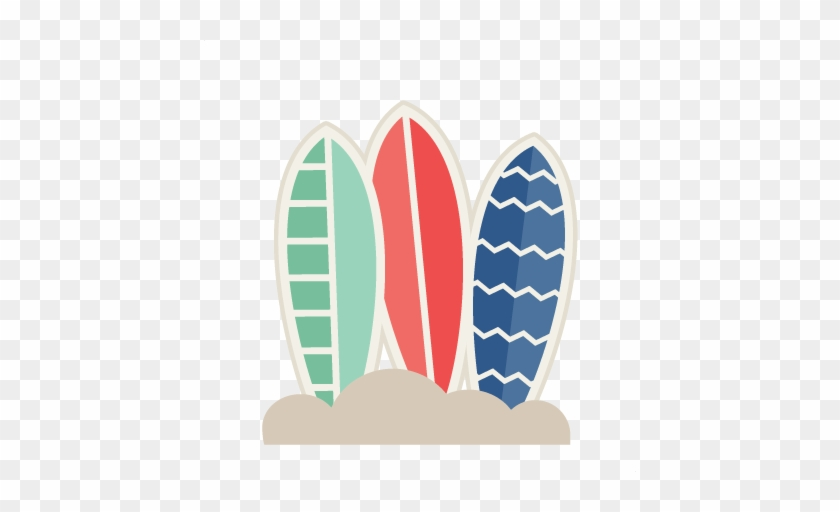 Amazing Surf Board Clipart Surfboard Transparent Background - Transparent Background Surfboards #103804