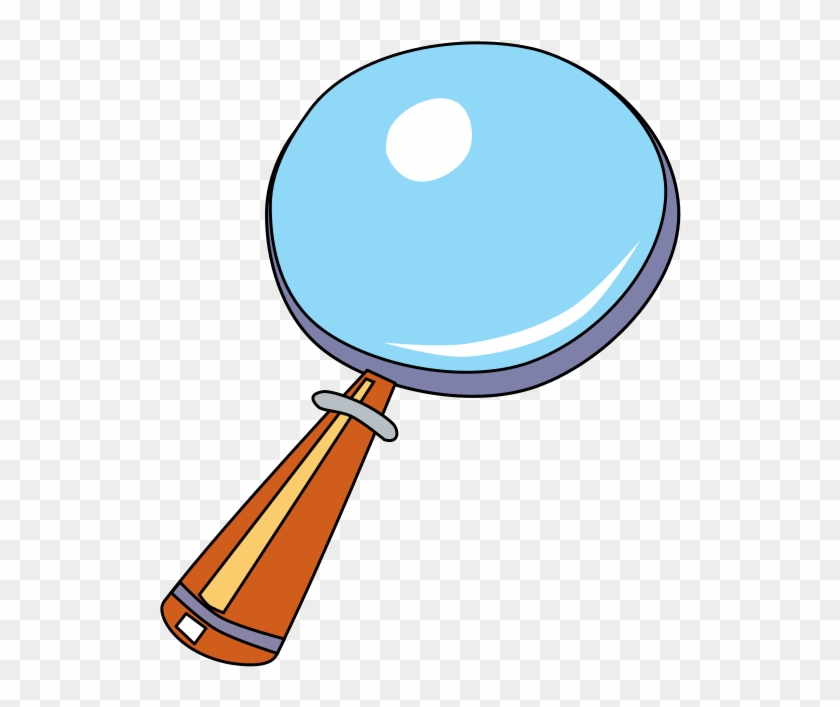 Free To Use & Public Domain Magnifying Glass Clip Art - Cartoon Images Of Magnifying Glass #103814