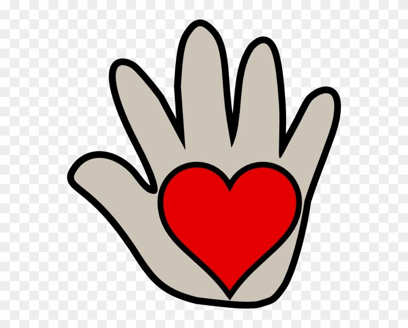 Hi Kissing Hand 2 Clip Art At Vector Clip Art - Clipart The Kissing Hand #103842