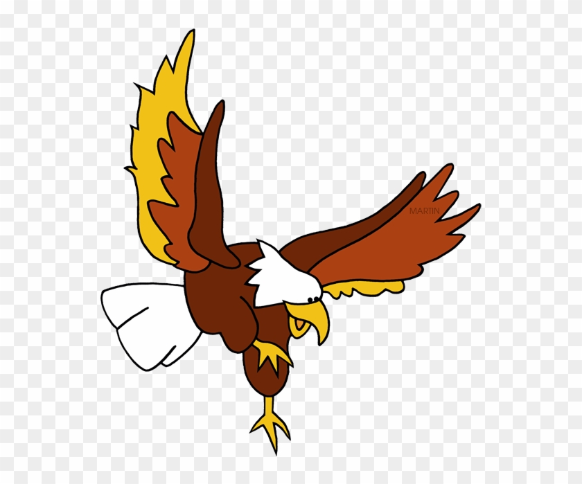 Bald Eagle - First Continental Congress Clipart #103948
