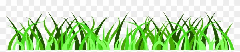 Grass Border Clip Art Free - Grass Vector Art Free #103955