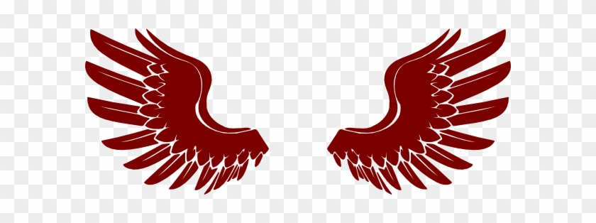 Wings Clipart Hawk Wing - Wings Clipart Hawk Wing #103984