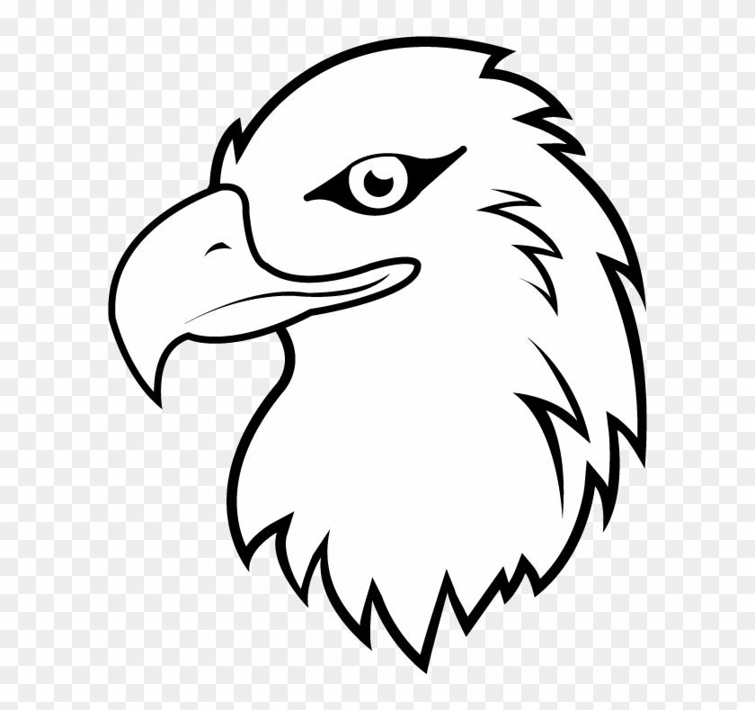 Black - Eagle Clip Art #104040