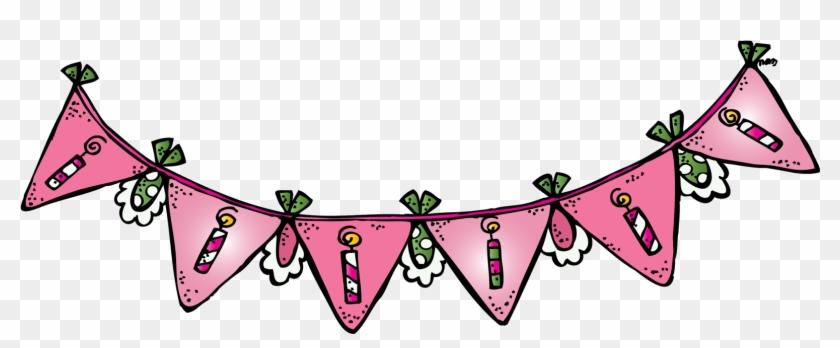 Celebrating Birthdays And A Friday Flash Freebie - Melonheadz Birthday Clipart #104103