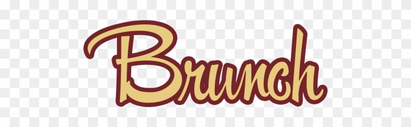 Brunch - Brunch Menu Clipart #104212