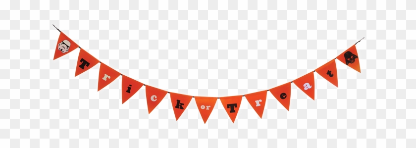 Trick Or Treat Banner - Clip Art Christmas Banner #104256