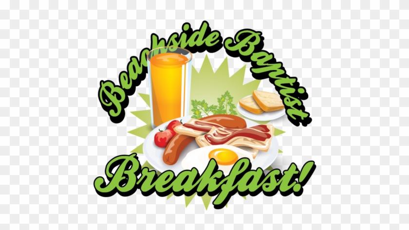 Clipart Of Back To School Breakfast - Back To School #104297