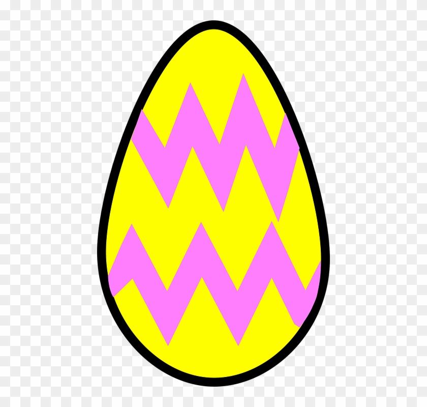 Easter Egg Clip Art Free In Open Office - Easter Egg Clip Art #104308