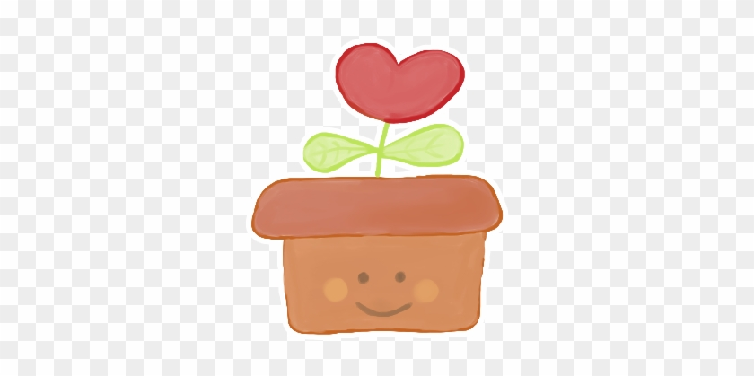 Format - Png - Heart Plant Drawing #104357