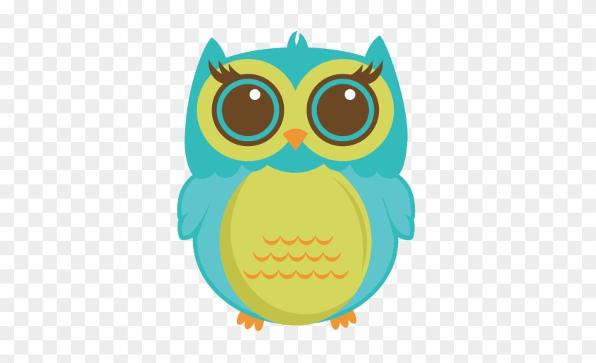 Cute Owl Svg Files For Scrapbooking Owl Svg File Owl - Clip Art Owl Cute #104437