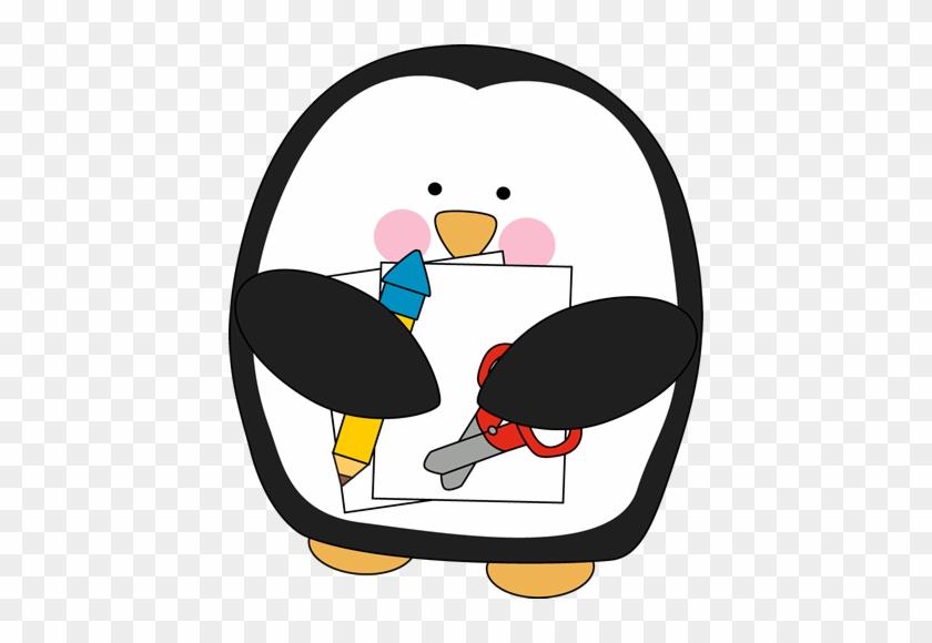 Penguin Clipart - Crafty Clipart #104511