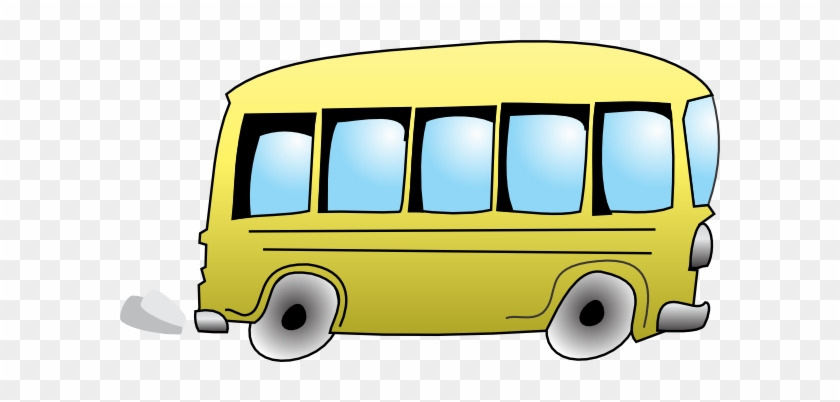 School Bus Free To Use Clipart - Bus Clipart Gelb #104533