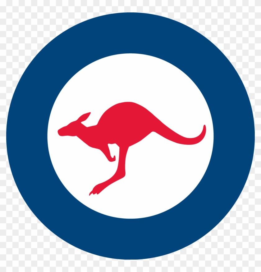 Raaf - Aus Airforce - Royal Australian Air Force Logo #104576