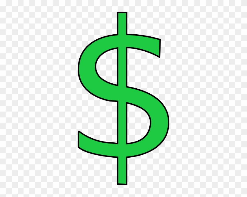 Other Popular Clip Arts - Dollar Sign Money Clipart #104645