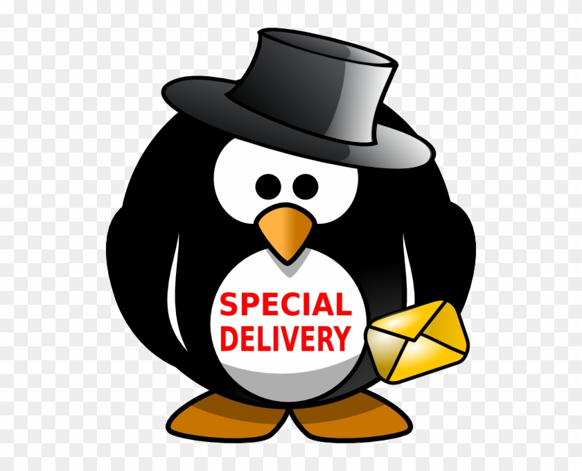 Penguin With Bow Tie #104653