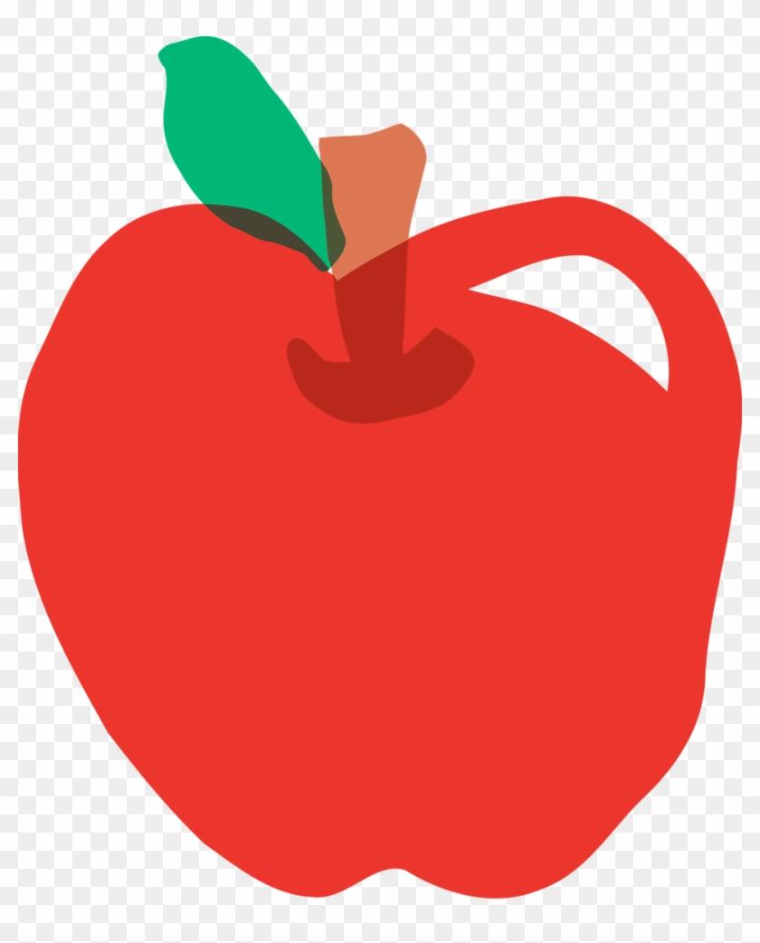 Free Apple - Apple Clip Art Transparent #104673