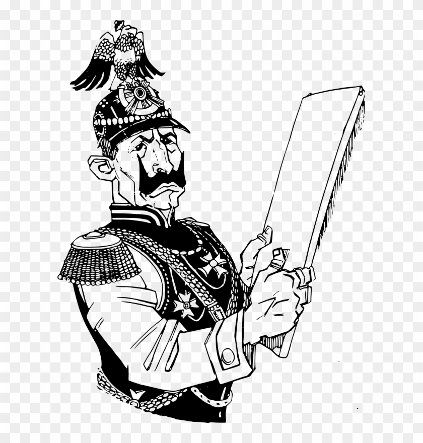 German Soldiers Ww1 Clipart #104711