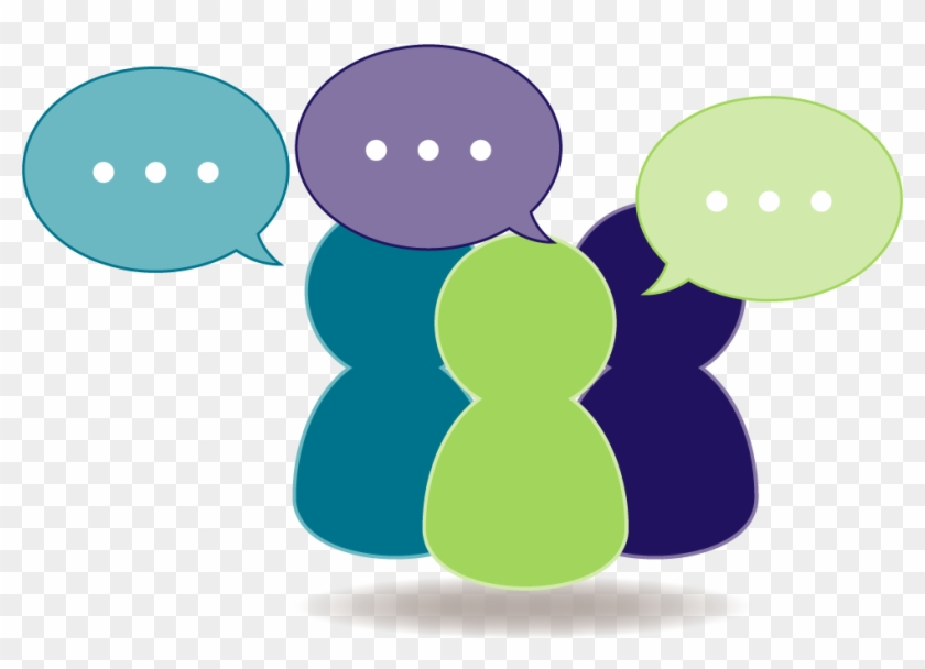Student Discussion Clip Art Download Student Discussion - Open Discussion Icon #104772