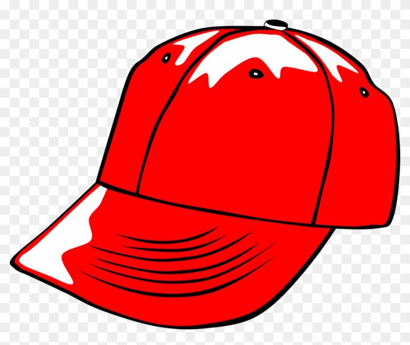 Hat Clipart Clothes - Cap Clipart #104801