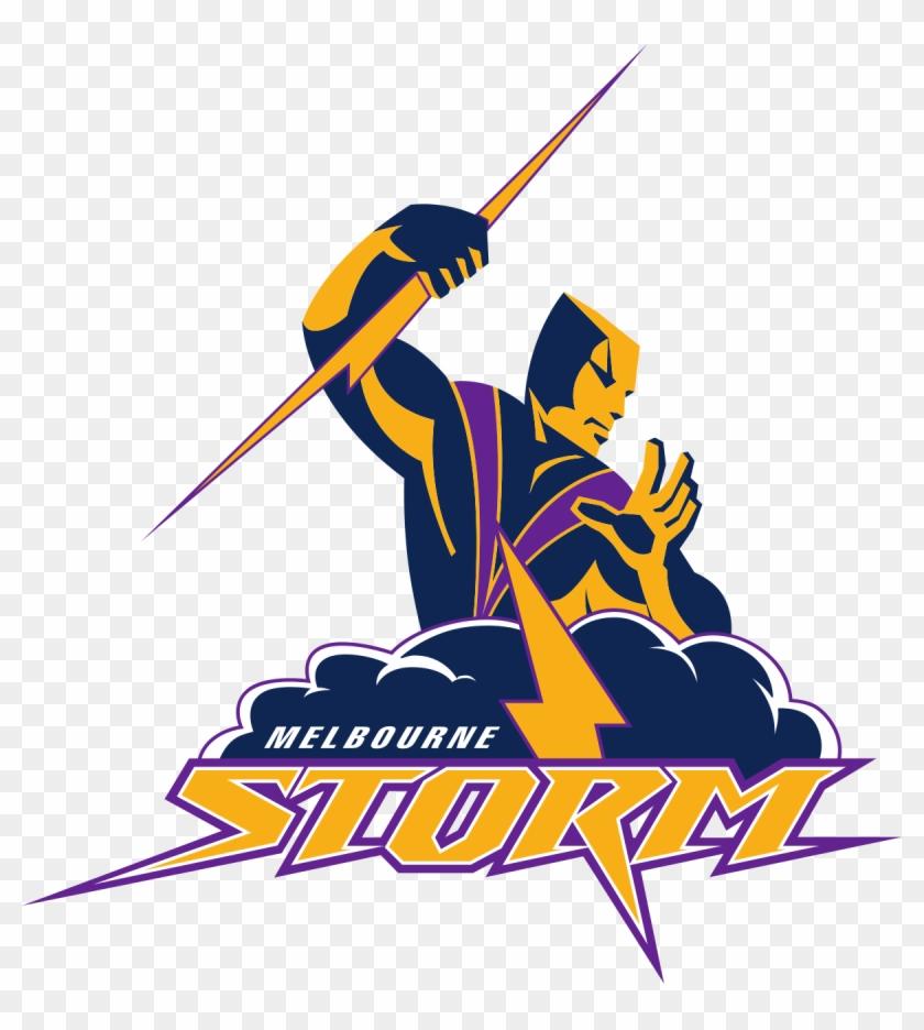 Melbourne Storm Logo #104804