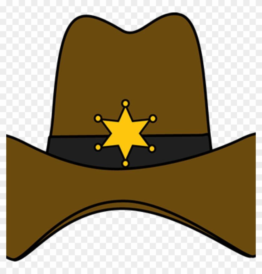 cowboy hat clipart sheriff cowboy hat clip art sheriff cowboy hat rh clipartmax com cowgirl hat clip art black and white cowgirl hat clipart