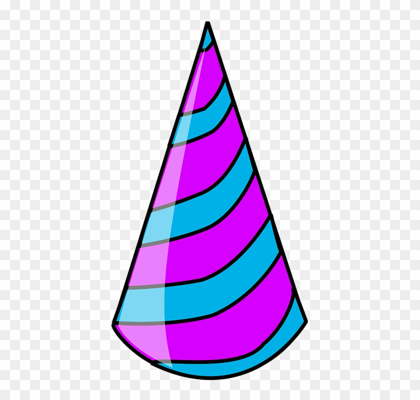 Birthday Hat Clip Art Free Clipart Free Clipart - Party Hat Animated Gif #104909