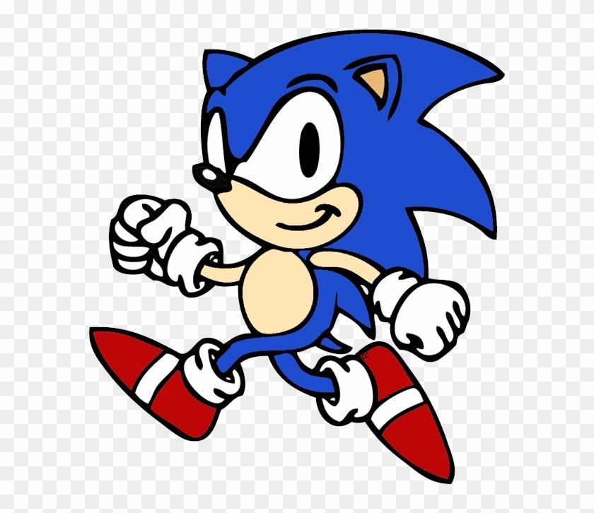 Sonic The Hedgehog Clip Art Images Cartoon - Cartoon Sonic The Hedgehog #104938